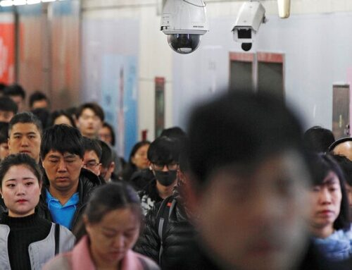 China's Big Brother 'Social Credit System' Now Tracks People in North America Too with Video Surveillance