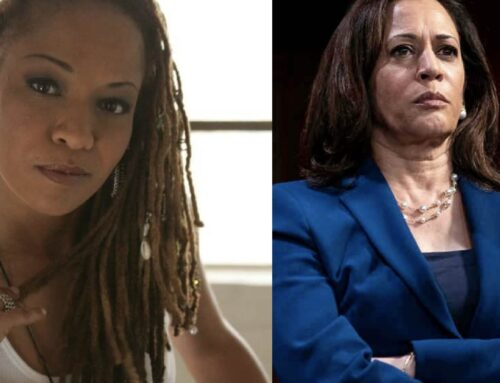 Legendary singer's granddaughter claims Kamala Harris 'bullied' her mother to the point of near suicide