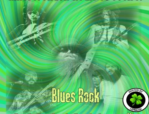 "7/31 Rock Em Sock Em Saturday With Lepracon!-""Blues Rock"" Edition"