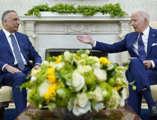 Biden announces end of American combat mission in Iraq