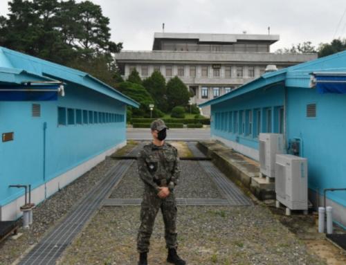South, North Korea Restore Cross-Border Communication