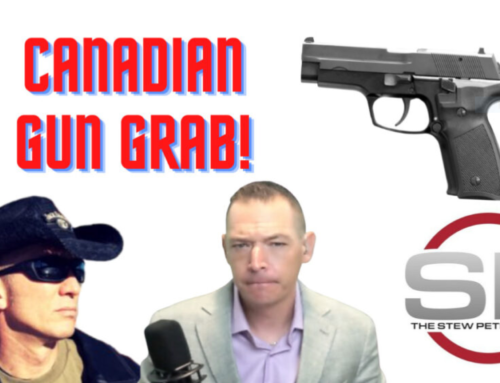 Firearm Confiscation Imminent, Language Changed in Legislation OVERNIGHT in Canada!