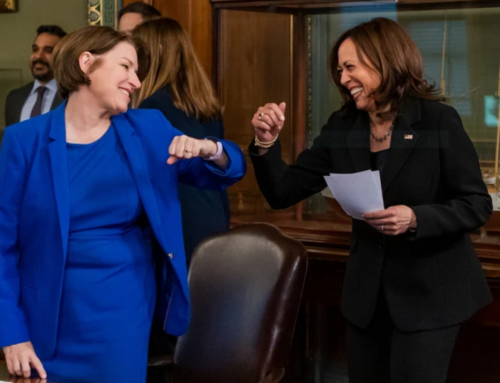 Kamala Harris: We Can't Secure The Border Until We Transform Central America Into A Paradise