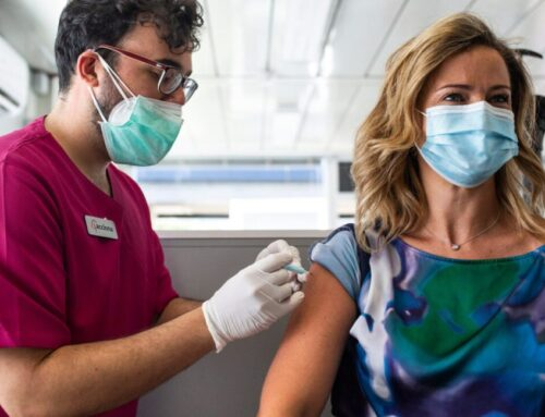 Delta COVID-19 Variant Shed by Vaccinated People, Spreads Like Chickenpox, CDC Document Suggests