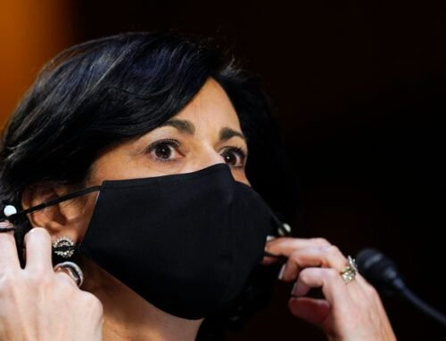 CDC Reverses Guidance, Will Mandate Wearing Of Masks Indoors