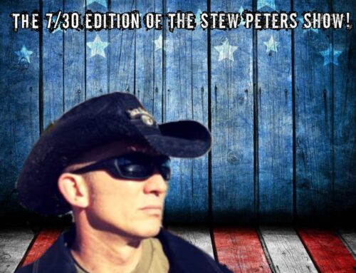Enjoy Mike's 7/30 Fill In On The Stew Peters Show