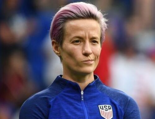 Megan Rapinoe Throws Shade After Olympic Loss: 'Obviously You Don't Want to Lose to Canada'