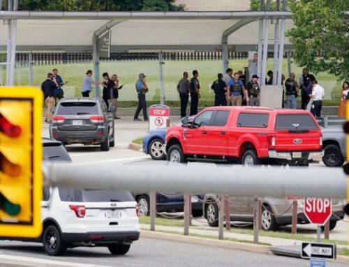 Pentagon reopens following lockdown