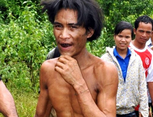 Did living in the civilised world kill 'real-life Tarzan'? Vietnamese man who lived in the jungle for 40 years dies of cancer aged 52 – eight years after starting 'modern' life including processed foods and alcohol left him 'suffering