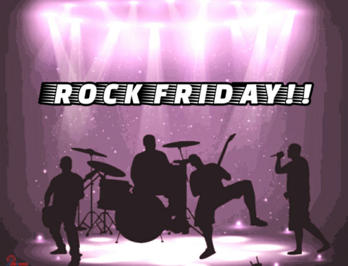Enjoy the 9/24 edition of Rock Friday!!!