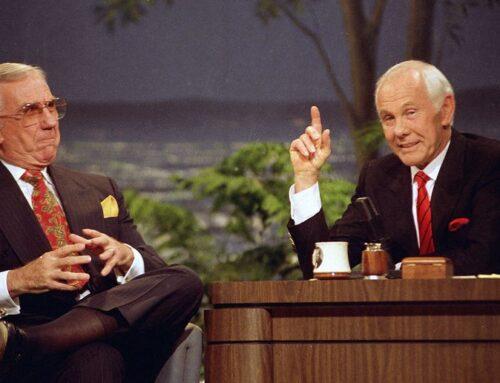 History: Even Johnny Carson blasted Biden(VIDEO)