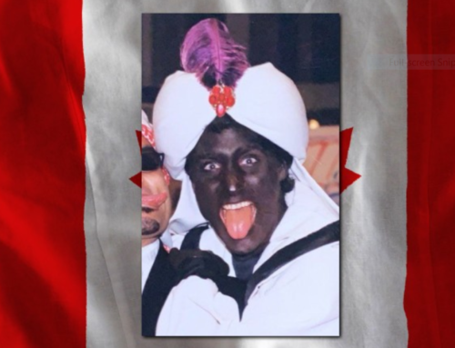 Yet Another Unseen Photo of Justin Trudeau Wearing Blackface Emerges