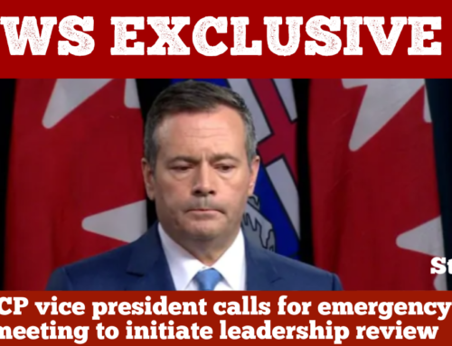 WS EXCLUSIVE: UCP vice-president calls for emergency meeting to initiate leadership review