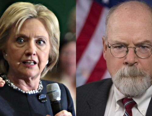 EXCLUSIVE: Durham Indictment Shows Clinton Likely Worked With Top Google Exec To Fabricate Russia Hoax, Says Google Whistleblower