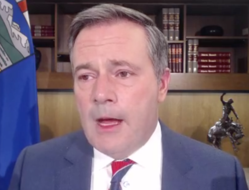Kenney must go immediately, says UCP vice president