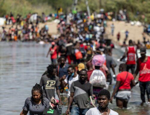 Abandoned IDs Show Haitian Migrants Held Chilean Refugee Status