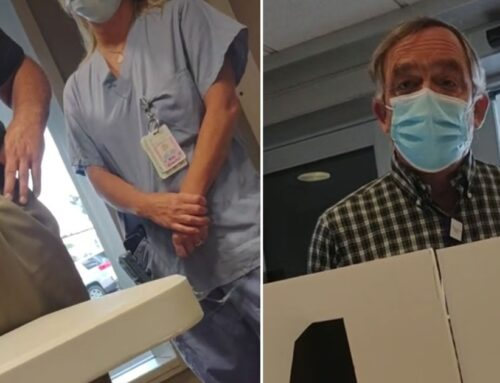 VIDEO: Nurse Makes Hospital Officials Admit They're 'Terminating' Her For Not Taking COVID Vaccine