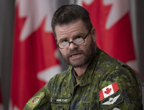 Military leaders saw pandemic as unique opportunity to test propaganda techniques on Canadians, Forces report says