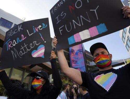 Chapelle special spurs Netflix walkout; 'Trans lives matter'