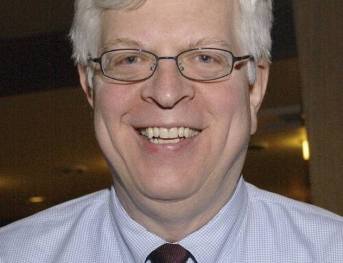 'WHAT I WANTED': U.S. radio host Dennis Prager hugged strangers to catch COVID