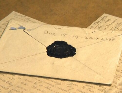 Century-old royal letter mocking Canada up for auction