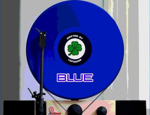 "Enjoy Today's ""Blue"" Edition Of Rock Em Sock Em Saturday With Lepracon!"